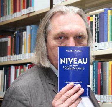 Günther Willen mit Niveau